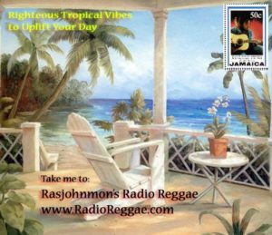 Rasjohnmons Club Trocical Home of Radio Reggae