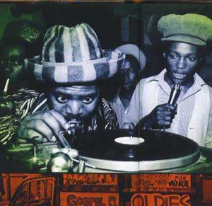 Reggae goes worldwide.