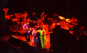 Bob Marley at Madison Square Garden, NYC