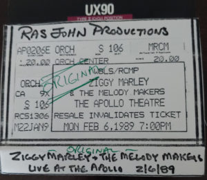 Ziggy Marley at the Apollo