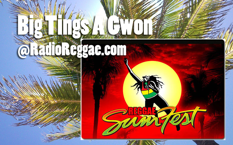 Reggae SumFest 95 - Enjoy the whole show with Rasjohnmon