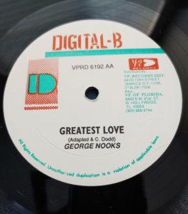 george nooks reggae