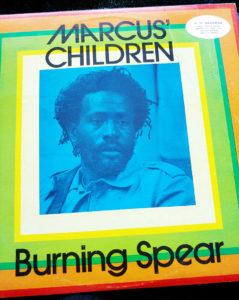 Burning Spear Reggae