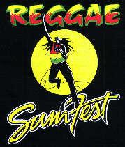 Reggae SUMfest music concert 95