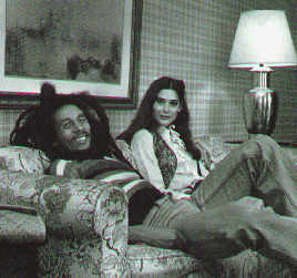 Bob and Cindy Breakspeare at the Essex House, NYC
