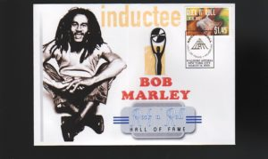 Bob Marley inducted to rock n roll hall of fame