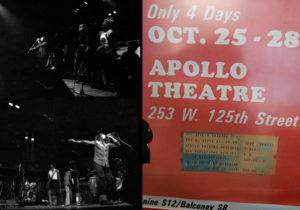 Bob Marley at The Apollo Harlem, NYC