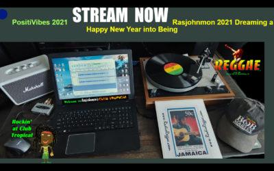 Rasjohnmon's PositiVibes Mix 2021